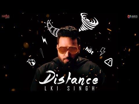 Distance (Full Video) - Lki Singh | G Guri | Youngistan | New Punjabi Songs 2018 | Saga Music