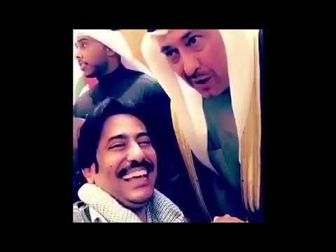 الشيخ فيصل الحمود حريص على التواصل مع ذوي الاحتياجات الخاصة