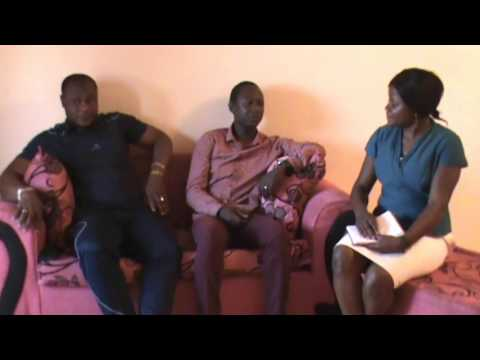 Africa Talk Media with Movie Artists