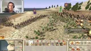 Battle of Issus - TOTAL MASSACRE - Rome Total War Alexander