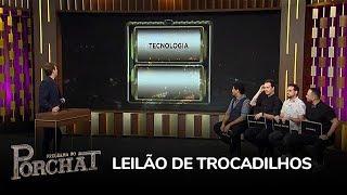 Baixar Marcos Castro e Ed Gama se enfrentam no Leilão de Trocadilhos
