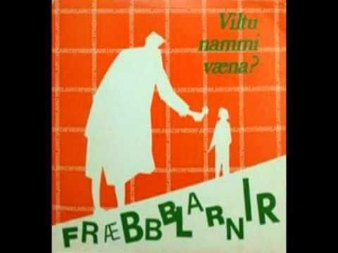 Fræbbblarnir- Viltu Nammi Væna (1980), öll platan,