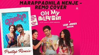 Cover images Marappadhilai Nenje - Video Cover feat Remo | Leon James | Siva Karthikeyan