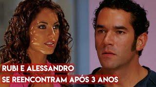 [HD] História de Rubi e Alessandro - Parte 08