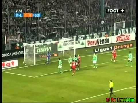 St Etienne - CSSA 23e journée saison 2006/2007