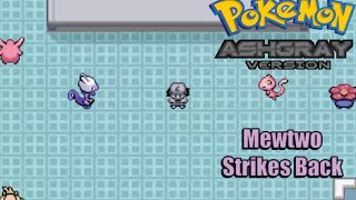 Pokemon Ash Gray: The First Movie - Mewtwo Strikes Back