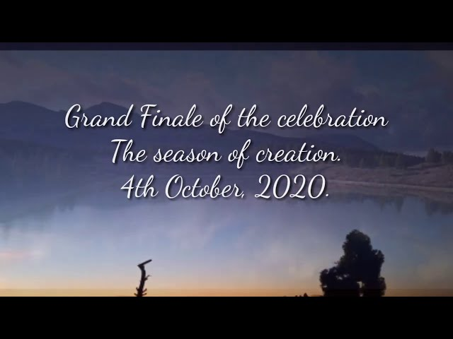 Season of Creation 4  Oct 2020