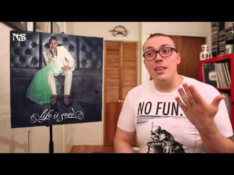 Nas- Life Is Good ALBUM REVIEW