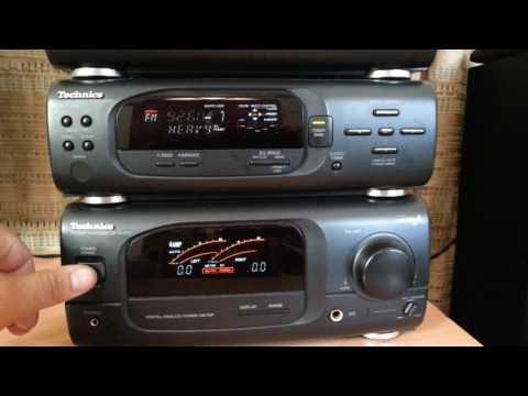 Technics small stereo