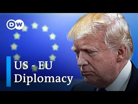 USA downgrades diplomatic status of the European Union | DW News