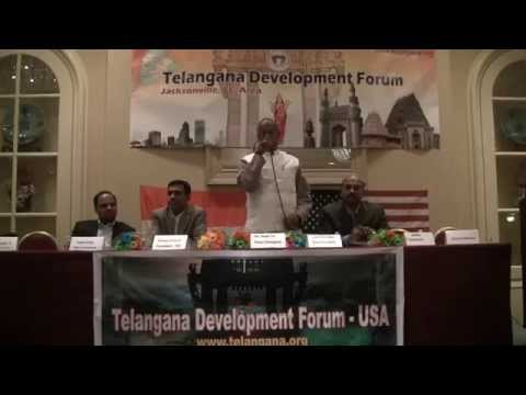 AndheSri speech in TDF Jacksonville event