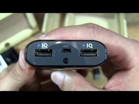 Anker 2nd Gen Astro E4 13000mAh External Battery Power Bank With PowerIQ Technology