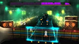 blink 182 - voyeur live version rocksmith 2014 lead guitar