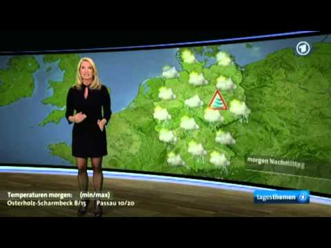 image Maira rothe weather girl