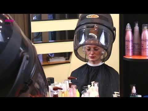 Ламинирование волос в салоне. Окрашивание волос в салоне. Косметика BES