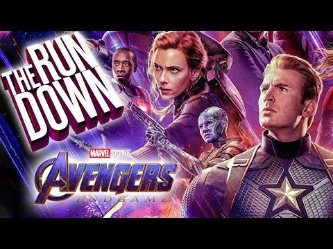 New Avengers Trailer and Battlefield Royale! - The Rundown thumbnail