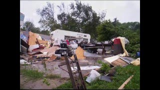Saint Peter, MN--August 24th Tornado