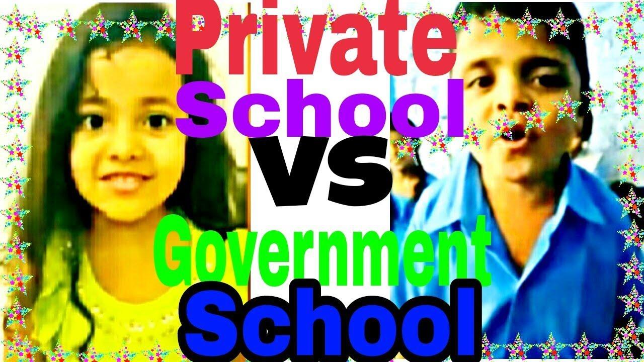 English Medium Vs Hindi Medium School    Private School Vs Government  School    Private Vs Sarkari