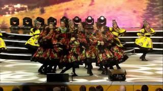 Traditional Romanian Dance - 'Trupa AS' - Romania Romania 2016