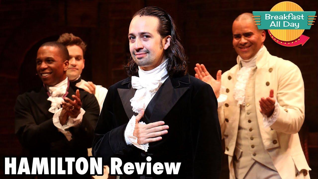Hamilton review - Breakfast All Day