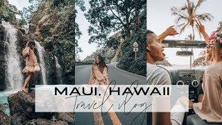 MAUI, HAWAII travel guide || Travel Vlog