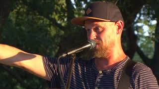 """Aric Harding performs at """"Friendswood Strong"""" concert, September 23, 2017"""
