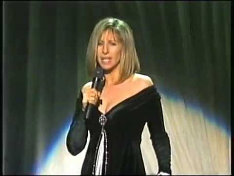 Barbra Streisand - As If We Never Said Goodbye (UK TOTP) Exlusive 1994