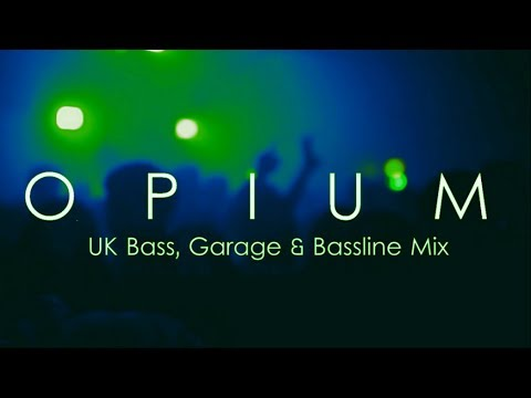 UK Bass & Bassline Mix - FEBRUARY 2018