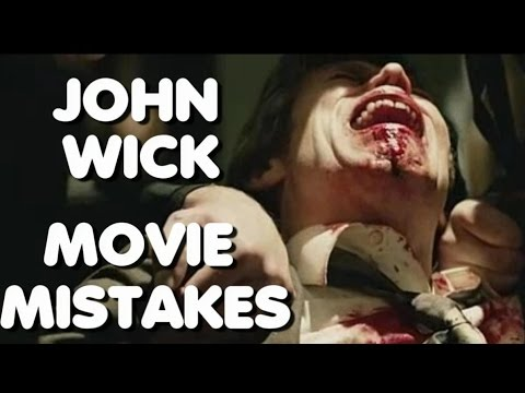 JOHN WICK Movie Mistakes, Goofs, Facts, Scenes, Bloopers, Spoilers and Fails