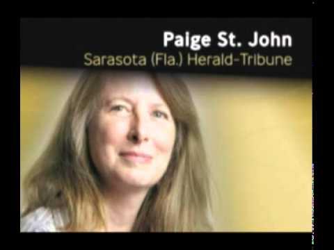 Paige St John, Sarasota (Fla.) Herald-Tribune