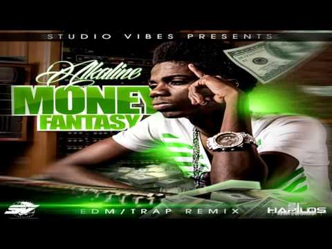 Alkaline - Money Fantasy (EDM Remix) - April 2014