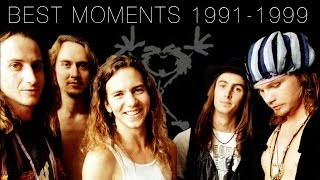 The Best Moments of Pearl Jam 1991 - 1999 (Part 1)