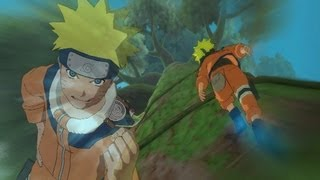 Naruto Ultimate Ninja Storm Walkthrough Part 48 Aim to Master Rasengan (Tsunade Search Arc)