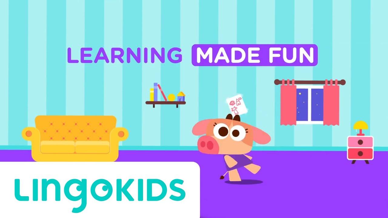 Motivation to Learn English - Lingokids | Educational App for Kids
