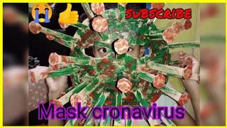 CORONAVIRUS MASK  SAFETY ,|#