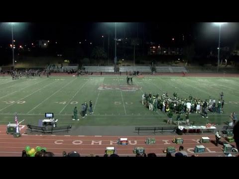 Riverside High School Football Playoffs - Notre Dame vs San Jacinto