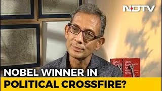 People Making Decisions Are Frozen: Abhijit Banerjee On Indian Economy