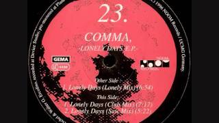 Comma - Lonely Days (Club Mix) NOOM RECORDS