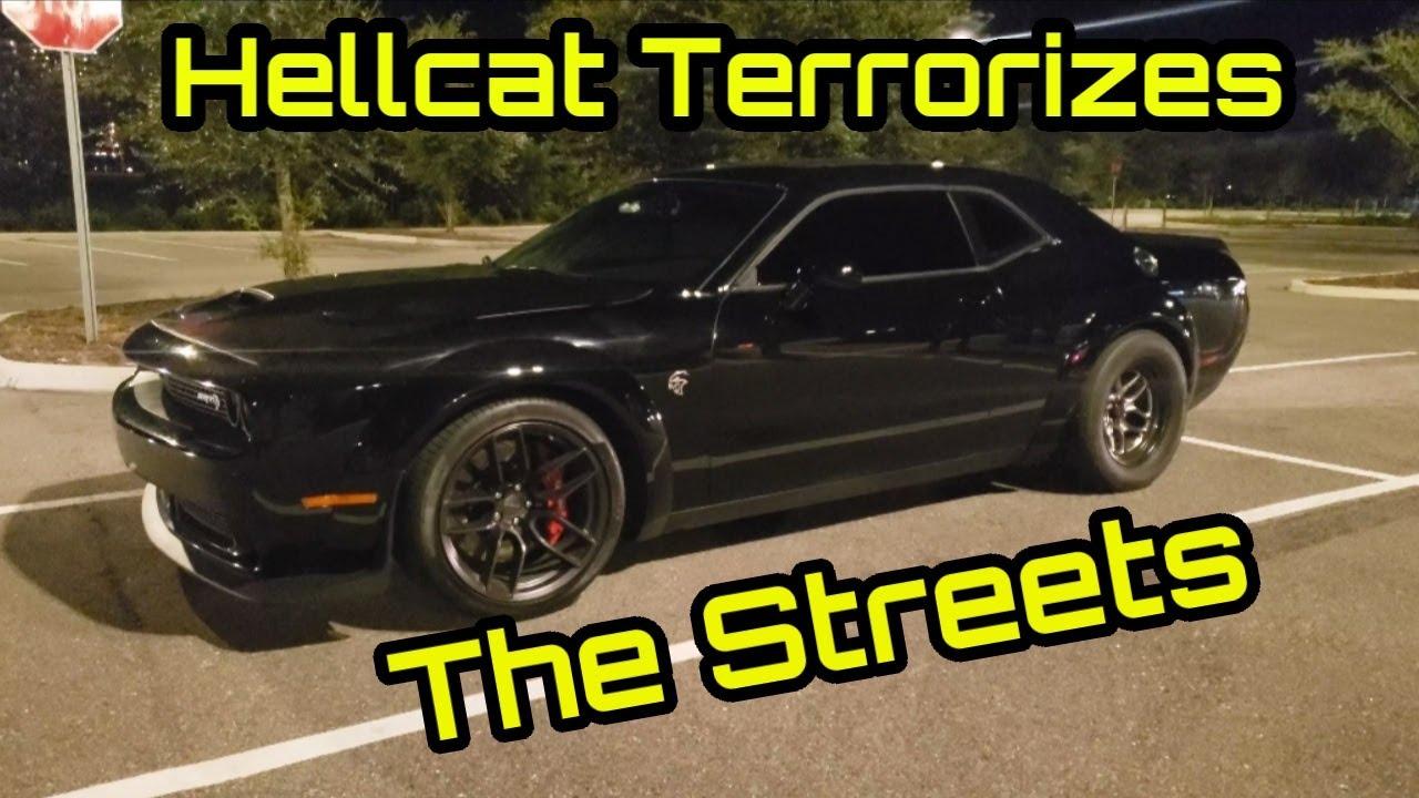 Fast Hellcat Terrorizes The Streets! Street Racing! | M4, Supras, Corvette, & More!