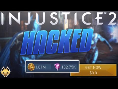 How To HACK Injustice 2 Mobile!! UNLIMITED Gems And Credits!! ANDROID NO ROOT!