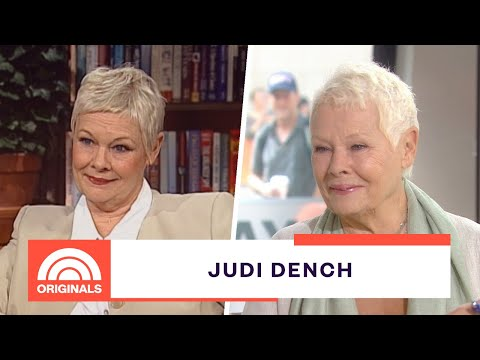 Judi Dench's Best Moments On TODAY | TODAY Original