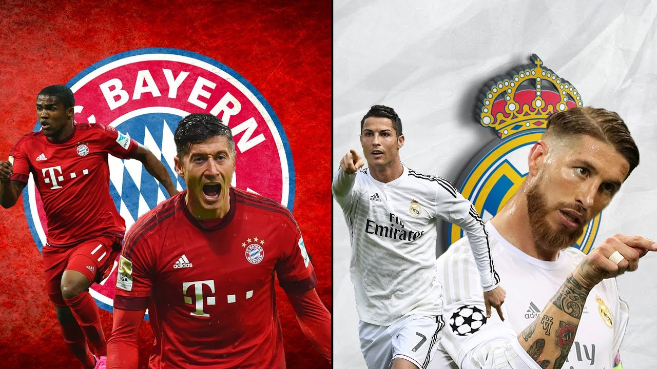 Real Madrid vs. Bayern Munich | Champions League Promo ...