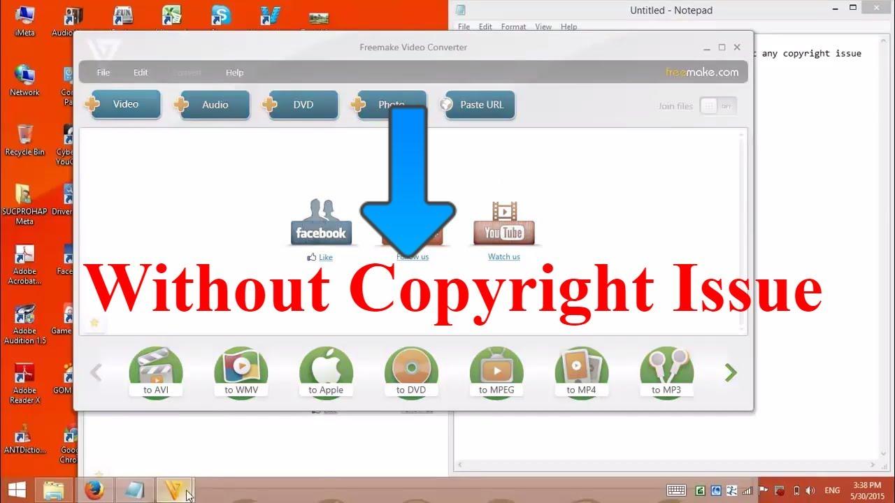 upload audio to youtube