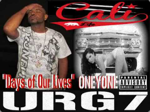 NEW URG7 ONEYONE ''DAYS OF OUR LIVES''...