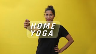20 Min Yoga At Home | Yoga For Weight loss | Yoga For Beginner