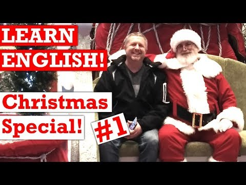 Let's Learn English Words and Phrases About Christmas   English Video with Subtitles