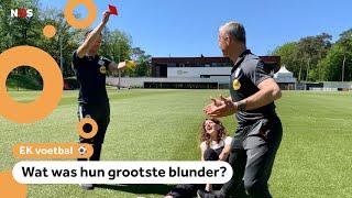 Deze Nederlandse scheidsrechters fluiten op het EK