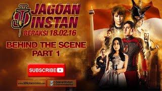 Video JAGOAN INSTAN Behind The Scene Part 1 download MP3, 3GP, MP4, WEBM, AVI, FLV November 2018