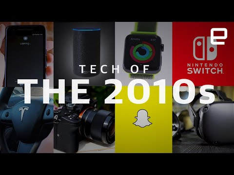 Tech of the 2010s