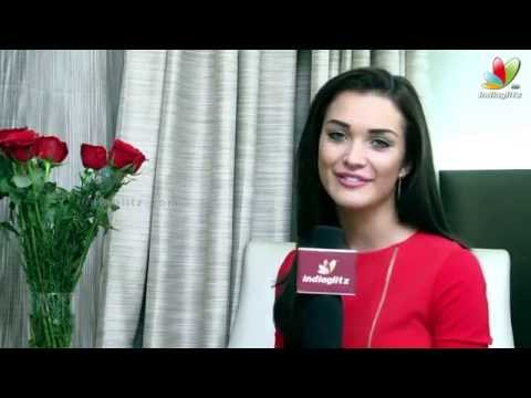 Amy Jackson : Local Tamil was the biggest challenge | I Movie Interview | Vikram, Shankar